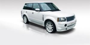 Range Rover By Arden: AR7 Highlander