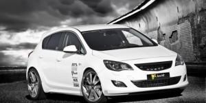 360 HP EDS Tuned Opel Astra Turbo