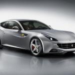 Ferrari-FF-Silver
