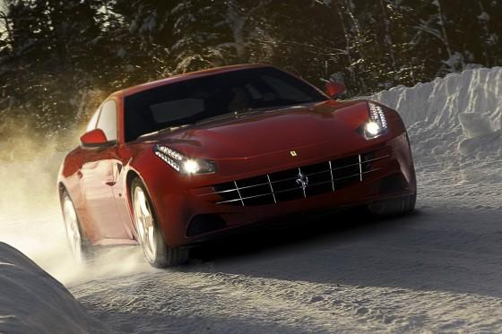 Ferrari-FF-Red