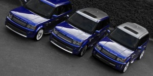 Project Kahn – Three New Range Rover Sport Models