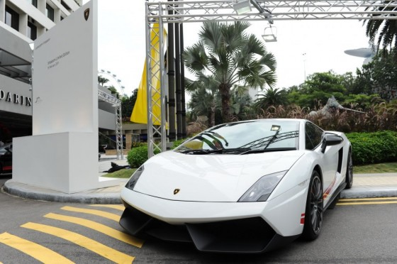 Lamborghini-Gallardo-Singapore-Edition-White
