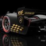 Lamborghini-PML-F-Formula-One-Rear