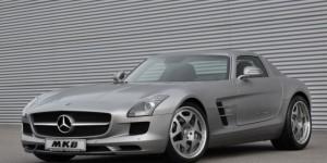 MKB P640 Mercedes-Benz SLS AMG