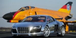 Blinding Fast MTM Audi R8 V10 Bi-Turbo