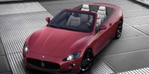 All New Maserati GranCabrio Sport