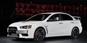 Vilner & Overdrive Tuned Mitsubishi Lancer EVO X