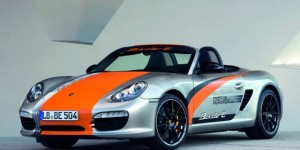 Official: Porsche Boxter E Electric Prototype Cars
