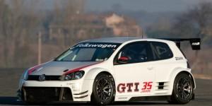 Volkswagen Golf24 – Nurburgring Endurance Race Car