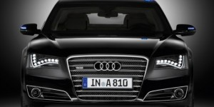 Audi A8 L Security: Armored Luxury on Wheels