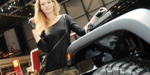 Hot Girls of the Geneva Motor Show – 2011