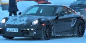 Spy Video: 2012 Porsche 911 (991)