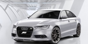 2012 Audi A6 Tuned By ABT Sportsline