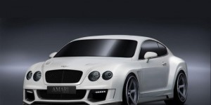 Amari Design Tuned Bentley Continental GT