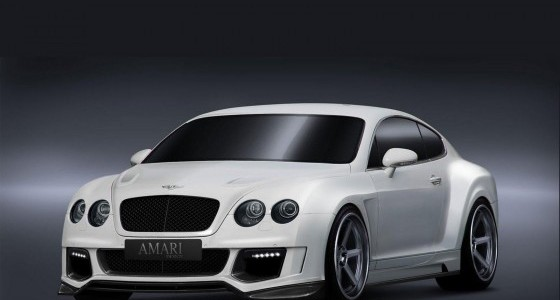 Amari-Design-Bentley-Continental-GT-Front
