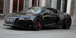 Black Beauty: Anderson Germany Audi R8 V10 Hyper Black Edition