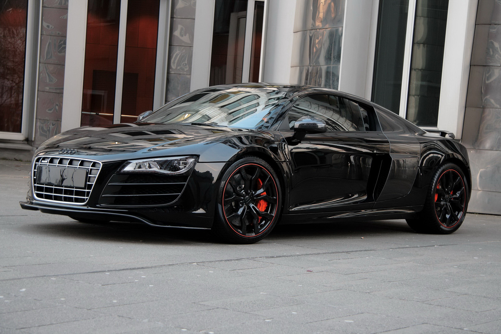 black beauty anderson germany audi r8 v10 hyper black edition. Black Bedroom Furniture Sets. Home Design Ideas