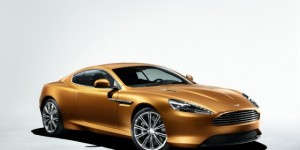 Calling James Bond: 2012 Aston Martin Virage