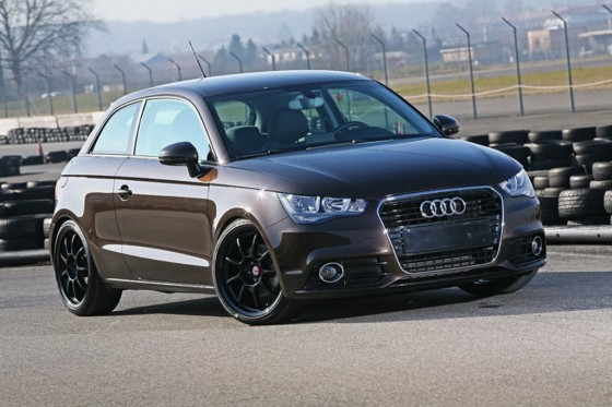 Modified Audi A1 by Pogea Racing