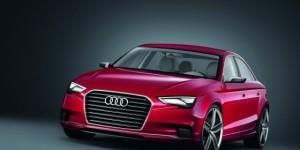 Official: Audi A3 Sedan Concept