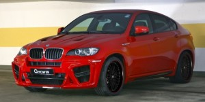 G-Power TYPHOON S BMW X6M