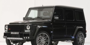 Brabus 800 Widestar: World's Most Powerful SUV