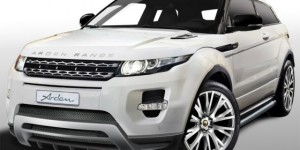 Arden AR8 City-Roader Range Rover Evoque