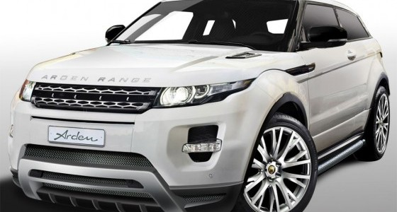 Arden-Range-Rover-Evoque-City-Roader-Front