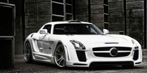 FAB Design Mercedes-Benz SLS AMG Gulfstream