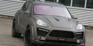 Mad Max Styled Porsche Cayenne by FAB Design