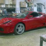 Ferrari-F430-Replica-Toyota