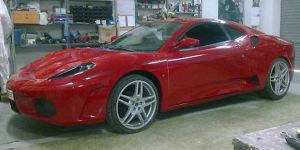 Toyota Celica F430 – Ferrari Replica Car
