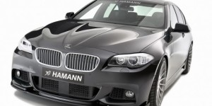 Hamann Bringing Sexy Back – 5-Series M Sports Package