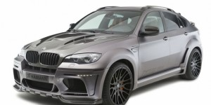 Hamann BMW X6M Tycoon EVO M Carbon Edition