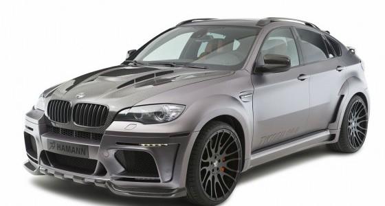 Hamann-BMW-X6M-Carbon