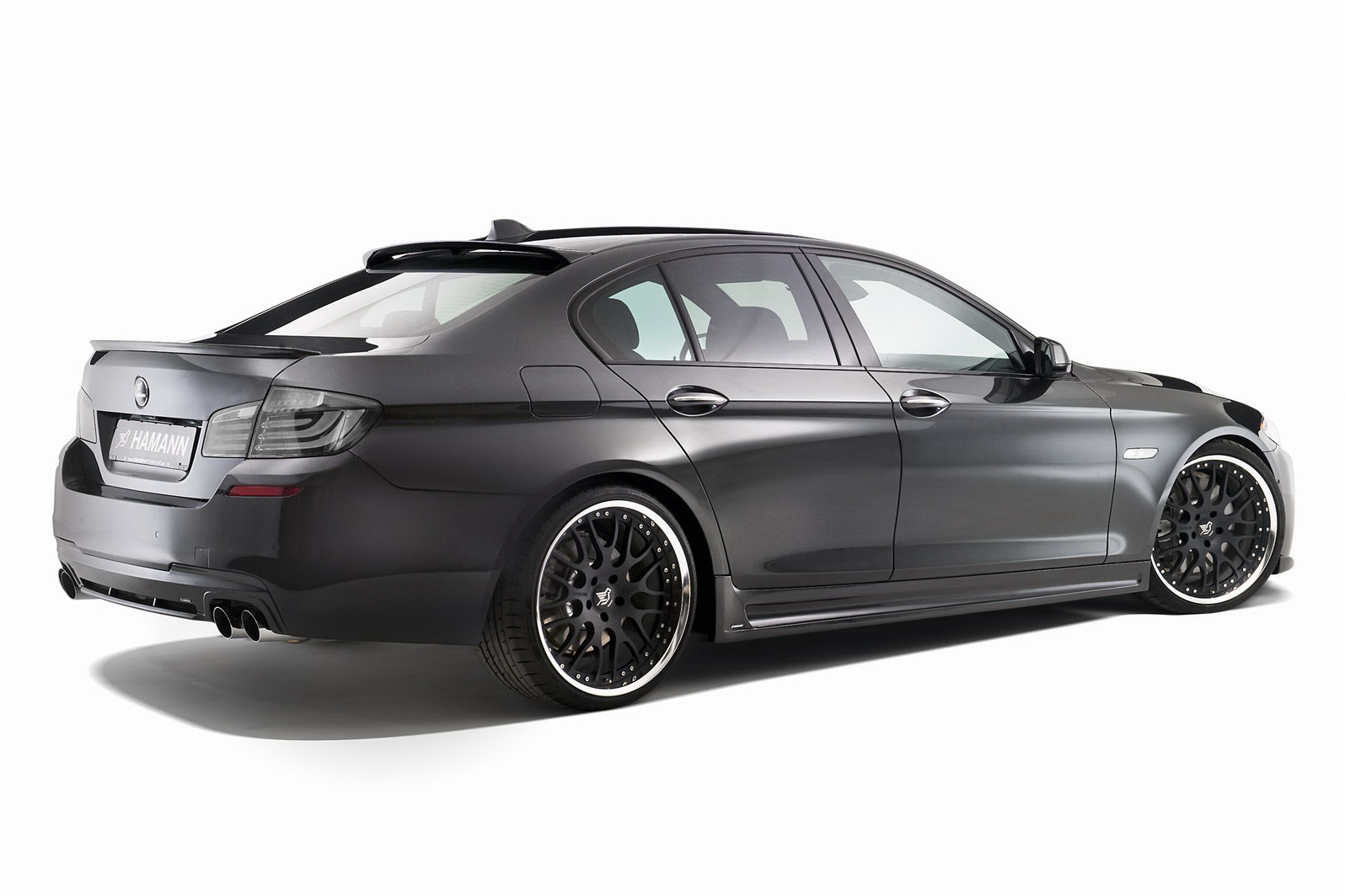 Hamann Bringing Sexy Back 5 Series M Sports Package