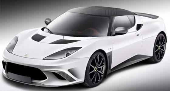 Lotus Evora by German Tuner Mansory
