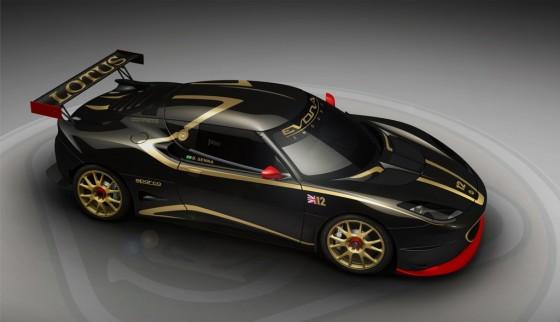 Lotus Evora Enduro GT FIA Race
