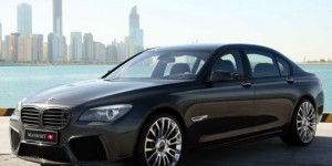 Tuning News: Mansory F01 BMW 7-Series