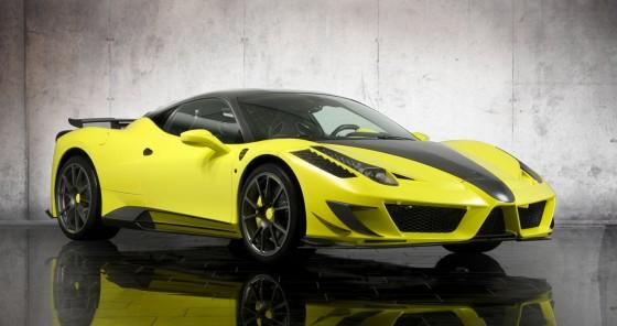 Mansory-Ferrari-458-Italia-Siracusa-Front
