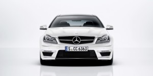 Official: Mercedes-Benz C63 AMG Coupe