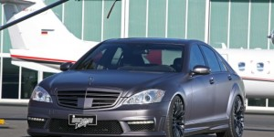 Inden Design Works Magic – Turns 2009 S500 Into 2011 Mercedes S65 AMG