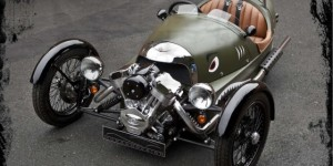 Old Meets New: Morgan 3 Wheeler