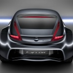 Nissan-Esflow-Concept-Rear