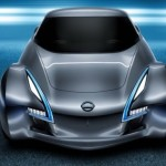 All new Nissan Esflow electric sports car