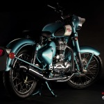 Royal-Enfield-Classic-500-Motorcycle-Rear