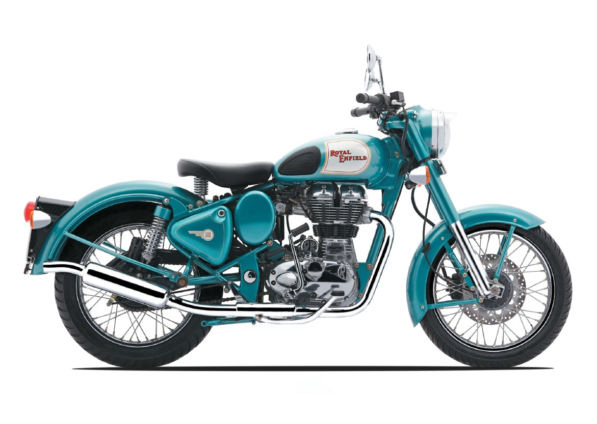 royal enfield class 500 retro motorcycle. Black Bedroom Furniture Sets. Home Design Ideas