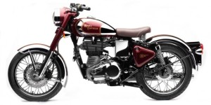 Royal Enfield Class 500 Retro Motorcycle
