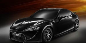 2012 Toyota FT-86 Sports Car