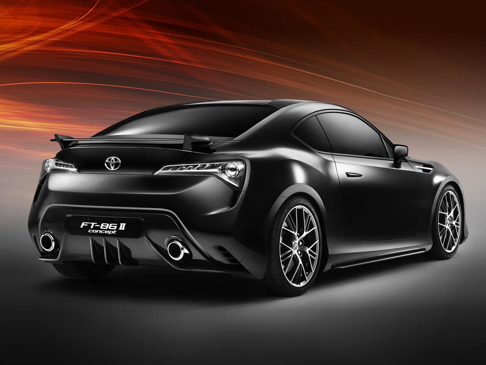 Toyota FT Sports Car - Sports cars 2012